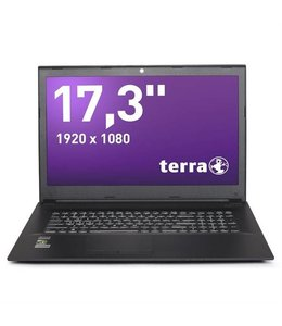 Terra MOBILE 1776P / i7-8750H / 8GB / 240GB / W10