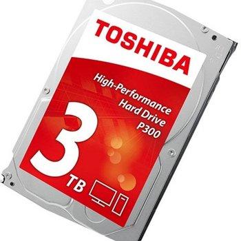 "Toshiba P300 3TB 3.5"" 3000 GB SATA HDD"