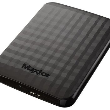 Seagate HDD Ext. -Maxtor 500GB / USB 3.0 / 2.5Inch / Black