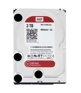 Western Digital Red HDD 3000GB SATA III interne harde schijf
