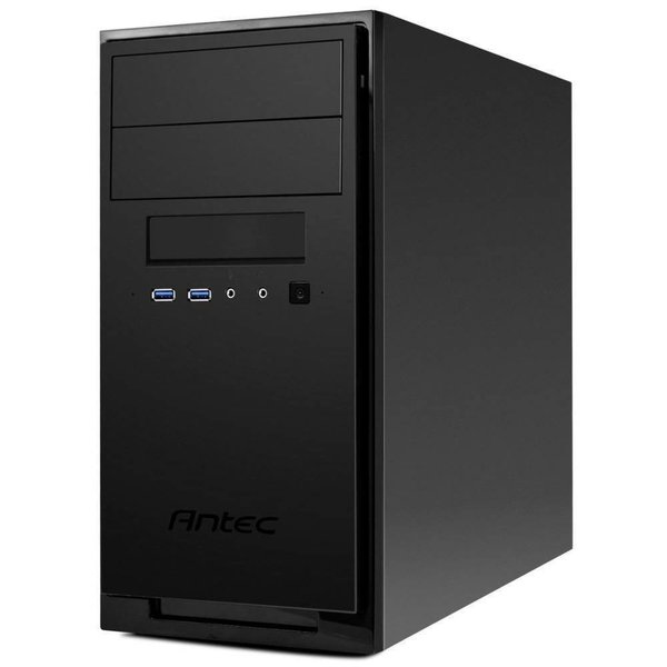 Antec Case  NSK-3100-EU Black / micro-ATX mini-ITX