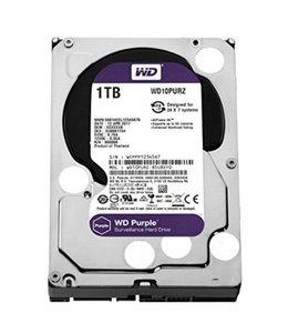 Western Digital Purple interne harde schijf HDD 1000 GB SATA III
