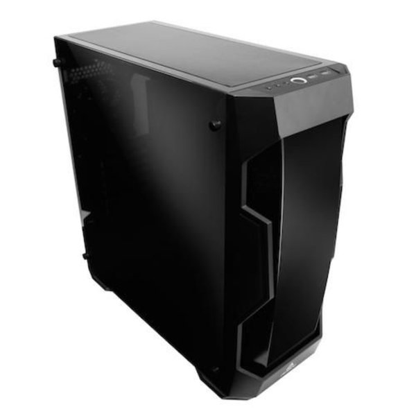 Antec Case  DF 500 Black / ATX ITX micro-ATX / Window