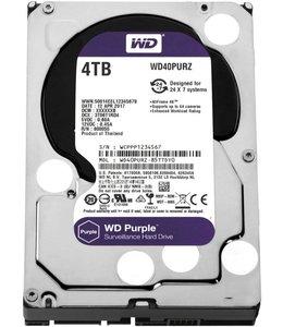 Western Digital Purple interne harde schijf HDD 4000 GB SATA III