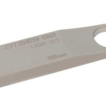 Kingston Technology SE9 G2 16GB USB flash drive USB Type-A 3.0 (3.1 Gen 1) Zilver