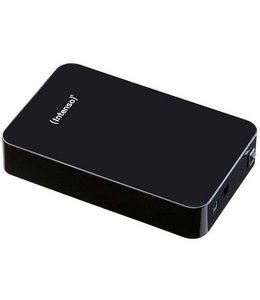 "Intenso 3.5"" Memory Center 4TB 4000GB Zwart externe harde schijf"