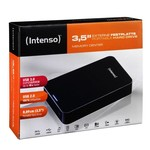 Intenso HDD Ext.  MemoryCenter 4TB / USB3.0 / 3.5inch / Black