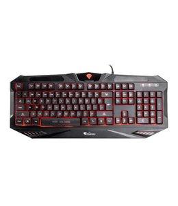 Natec Genesis Keyboard Gaming RX39 Membraan keys