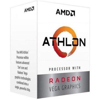 AMD Athlon 200GE processor 3,2 GHz Box 4 MB L3