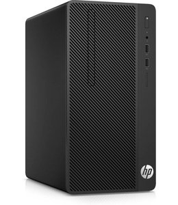 Hewlett Packard HP 290 G1 Desk / G4560  / 4GB / 500GB+256GB SSD  / DVD / W10