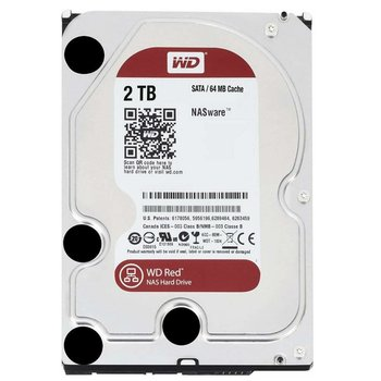 Western Digital Red 2TB IntelliPower - 64MB - SATA3