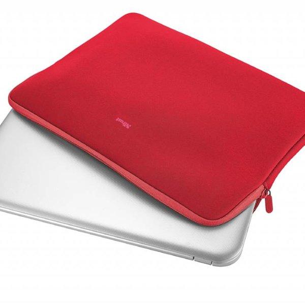 """Trust Primo Soft Sleeve voor 15.6"""" laptops"""