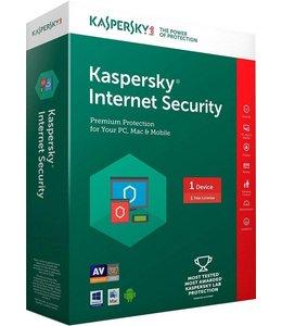 Kaspersky Internet Security MD 1 User Retail