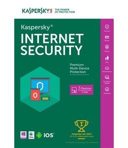Kaspersky Internet Security MD 3 User DVD Retail