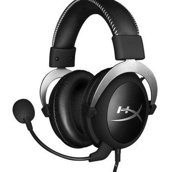 Kingston HyperX Cloud Pro Stereofonisch Hoofdband Zwart, Zilver
