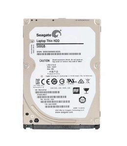 """Seagate Momentus 500GB SATA 6Gb/s 2.5"""" 500GB SATA III interne harde schijf"""