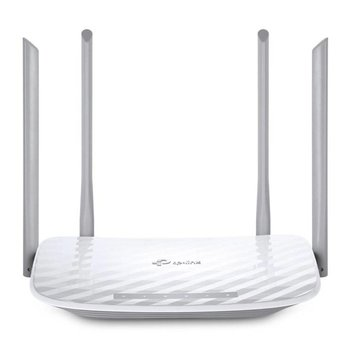 TP-Link TP-LINK Archer C50 Dual-band (2.4 GHz / 5 GHz) Fast Ethernet Wit draadloze router