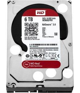 Western Digital HDD WD Red™ 6TB IntelliPower - 64MB - SATA3