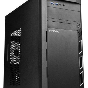 Antec VSK3000 Elite computerbehuizing Mini-Toren Zwart