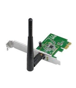 Asus ASUS PCE-N10 netwerkkaart & -adapter Intern WLAN 150 Mbit/s
