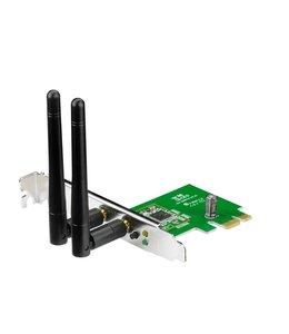 Asus ASUS PCE-N15 netwerkkaart & -adapter Intern RF Draadloos 300 Mbit/s