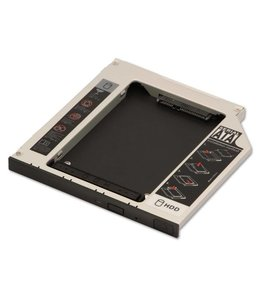 """OEM Bracket Caddy for optical drive slot for 2.5"""" sata hdd"""