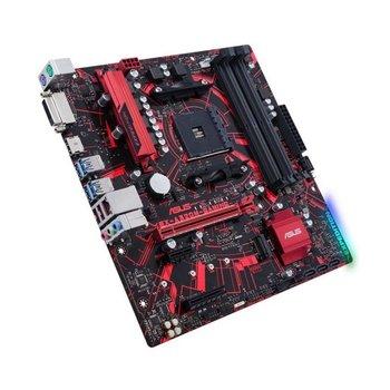Asus ASUS EX-A320M-GAMING Socket AM4 AMD A320 Micro ATX