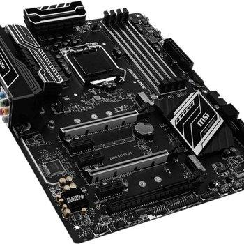 MSI Z270 SLI PLUS LGA 1151 (Socket H4) Intel® Z270 ATX