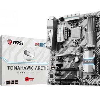 MSI H270 TOMAHAWK ARCTIC LGA 1151 (Socket H4) Intel® H270 ATX