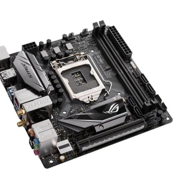 Asus MB  Strix ROG B250I GAMING / 1151 / MINI ITX / M2 / DDR4