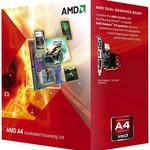 AMD CPU ® APU A4-3300 2.5Ghz Socket FM1 Radeon HD6410D
