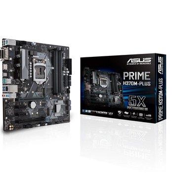 Asus ASUS PRIME H370M-PLUS Intel H370 LGA 1151 (Socket H4) Micro ATX