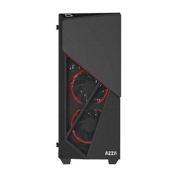 Azza Inferno 310 computerbehuizing Midi-Toren Zwart
