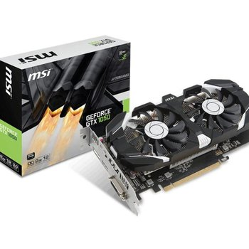 MSI GeForce GTX 1050 2GT OCV1