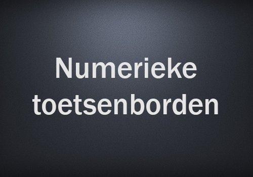 Numerieke toetsenborden