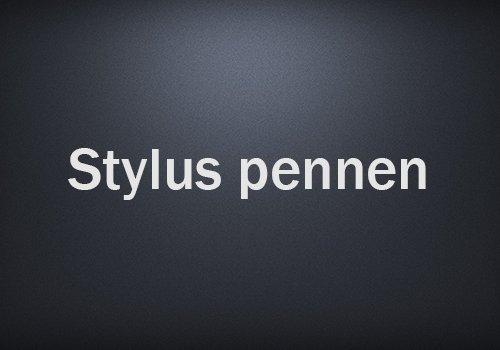 Stylus-pennen