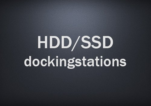 HDD/SSD-dockingstations