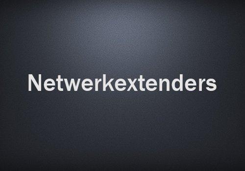 Netwerkextenders