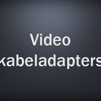 Video kabeladapters