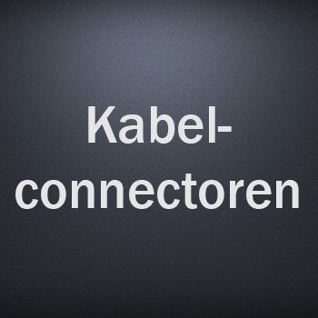 Kabel-connectoren