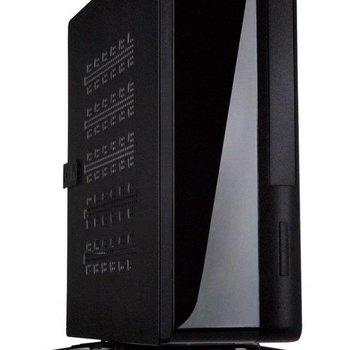 InWin In Win BQ656 computerbehuizing Small Form Factor (SFF) Zwart 80 W