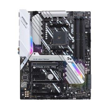 Asus ASUS PRIME X470-PRO moederbord Socket AM4 ATX AMD X470