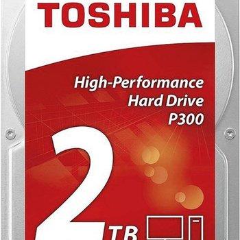 """Toshiba P300 2TB 3.5"""" 2000 GB SATA"""