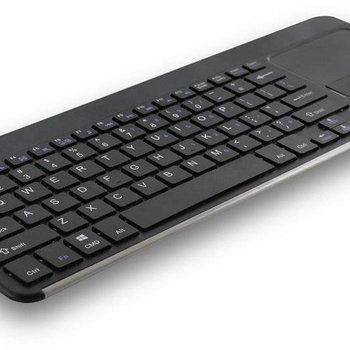 Ewent Smart TV Keyboard with built-in Touchpad US layout