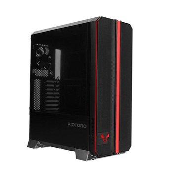 Riotoro Case  CR1288 PRISM /ATX EATX micro-ATX mini-ITX / RGB