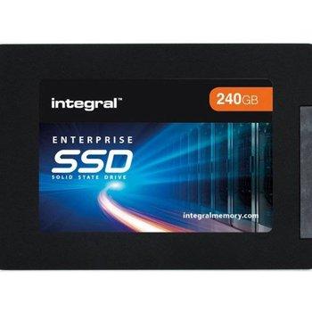 Integral SSD P5 SERIES 240GB 3D NAND 2.5'' SATA III 560/540MB/s - Flash-Speicher
