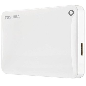 Toshiba Canvio Connect II 500GB externe harde schijf Wit