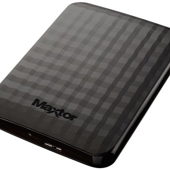 Seagate Maxtor M3 externe harde schijf 4000 GB Zwart