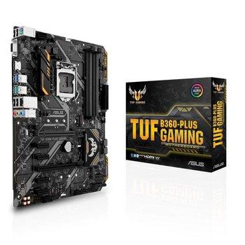 Asus ASUS TUF B360-PLUS GAMING moederbord LGA 1151 (Socket H4) ATX Intel® B360