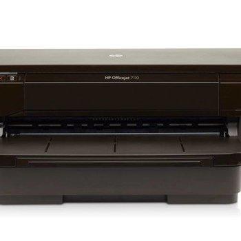 Hewlett Packard HP Officejet 7110 Color / Wifi / A3